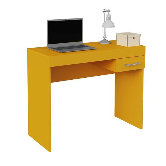 Mesa para Notebook Cooler - Amarelo