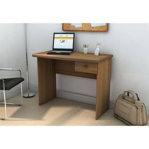 Mesa para Notebook Escrivaninha Resende Castanho - Politorno