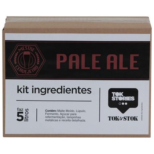 Mestre Cervejeiro Kit de Ingredientes Pale Ale para Cerveja 5 L Branco/amarelo