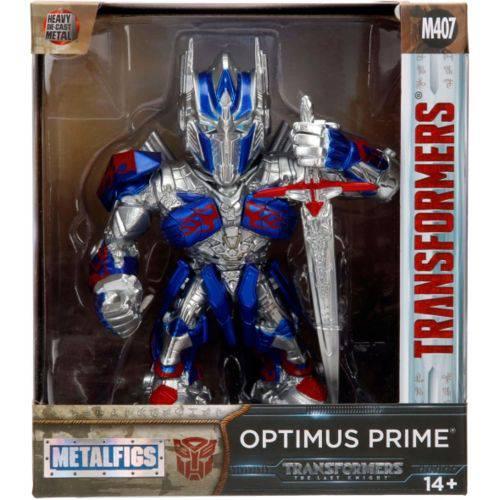 Metals Die Cast - Transformers - Optimus Prime - M407