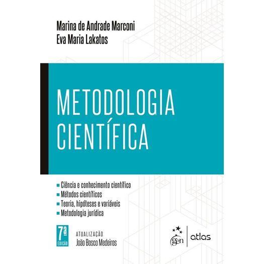 Metodologia Cientifica - Lakatos - Atlas