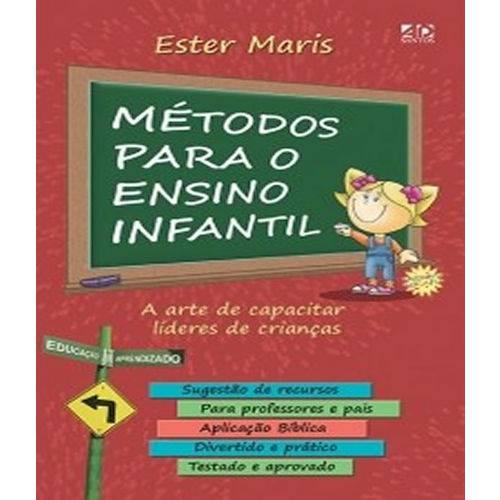 Metodos para o Ensino Infantil