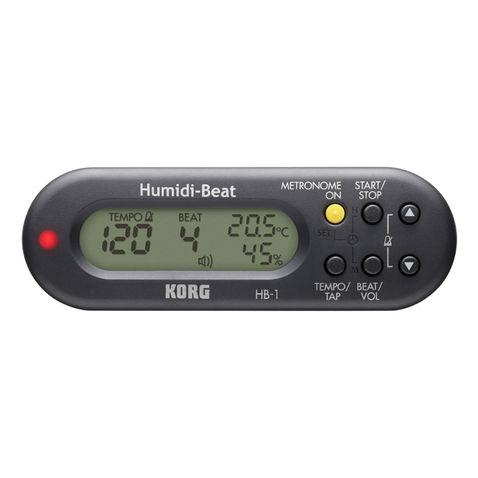 Metronomo Korg Digital Humid Beat Hb 1 Bk