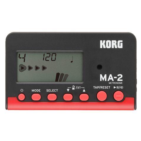 Metronomo Korg Ma2 Digital Bkrd