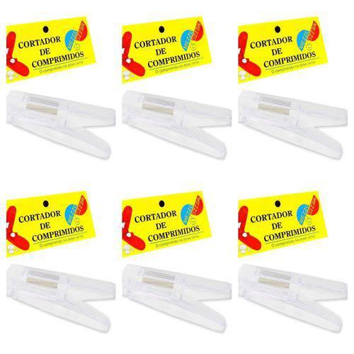 Mezzo Cortador de Comprimidos (kit C/06)