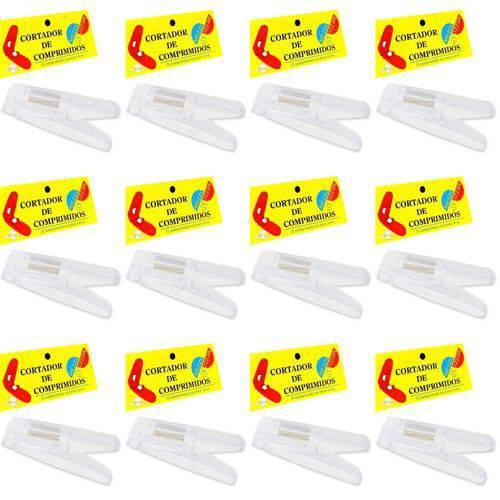 Mezzo Cortador de Comprimidos (kit C/12)