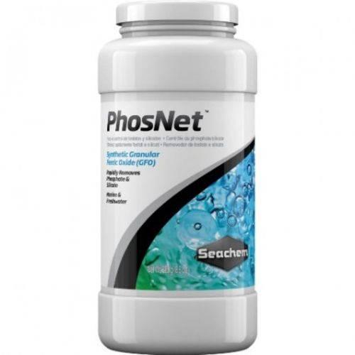 Mídia Química Seachem Phosnet 125g