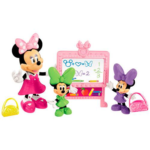 Mickey Mouse Clubhouse na Hora da Escolinha Y1887 - Mattel