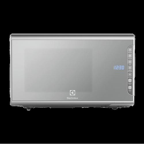 Micro-ondas Electrolux, 31 Litros, Painel Integrado, Prata Espelhado - MI41S - 220V