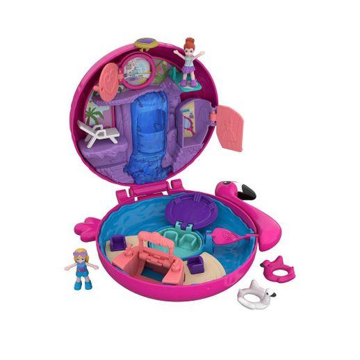 Micro Polly Pocket Mundo de Aventura - Mattel