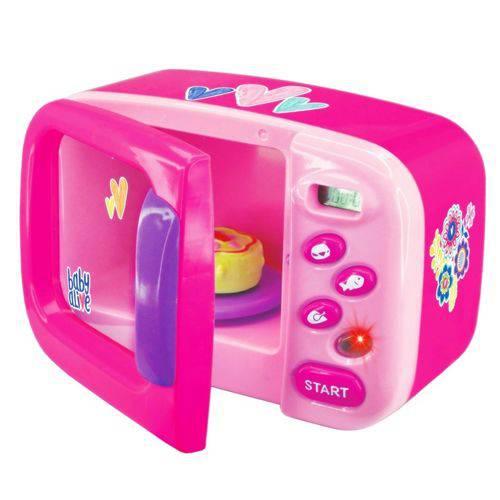 Microondas Baby Alive - Líder Brinquedos
