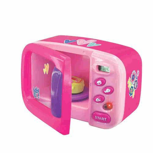 Microondas Baby Alive Lider Brinquedos