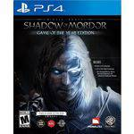 Middle Earth: Shadow Of Mordor Goty - PS4