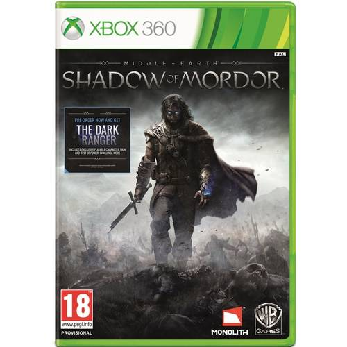 Middle-Earth: Shadow Of Mordor X360