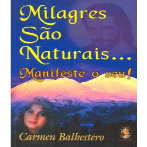 Milagres Sao Naturais
