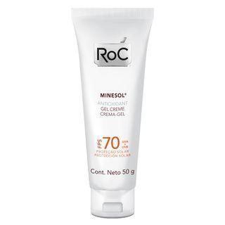 Minesol Antioxidant Fps 70 Roc - Protetor Solar 50g