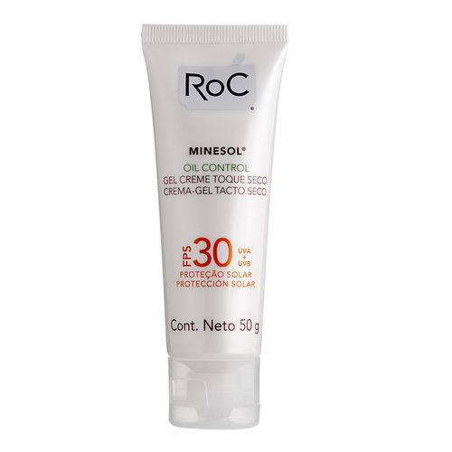 Minesol Oil Control Fps 30 Roc - Protetor Solar Facial