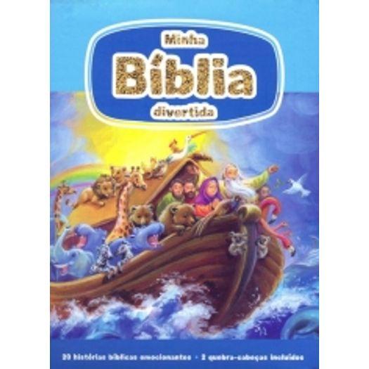 Minha Biblia Divertida - Paulus