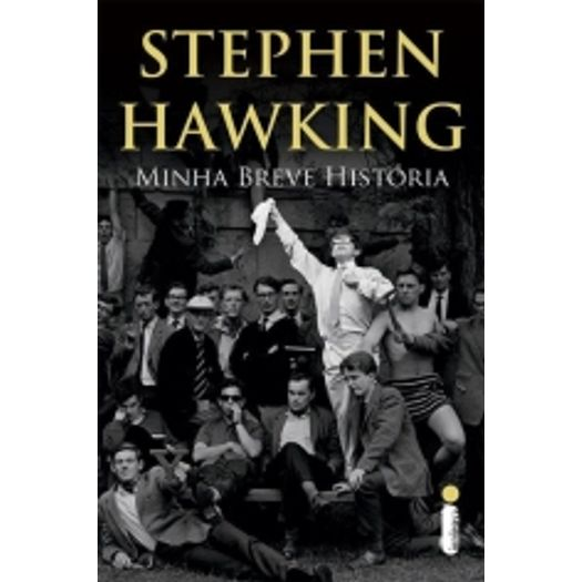 Minha Breve Historia - Intrinseca