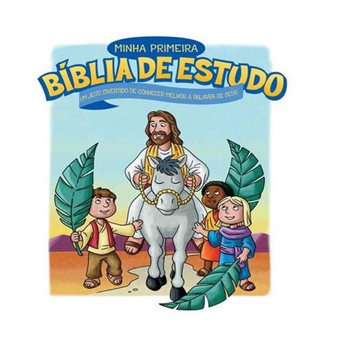 Minha Primeira Biblia de Estudo