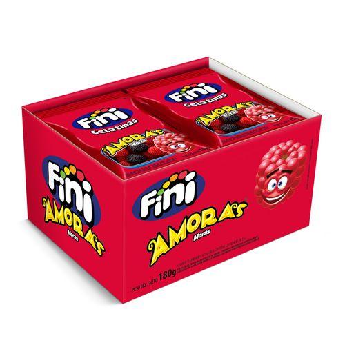 Mini Amoras - com 12 Pacotes de 15g Cada