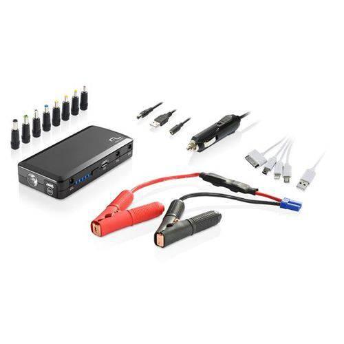 Mini Auxiliador de Partida Automotivo + Power Bank Multilaser - Au606