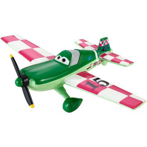 Mini Aviao - Jan Kowalski Mattel
