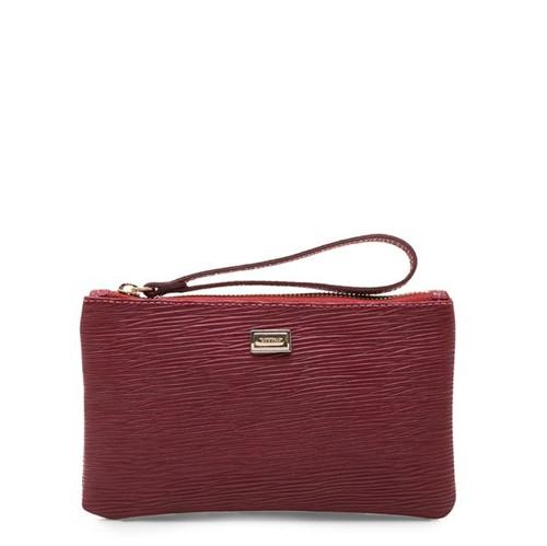 Mini Bag Raiz Couro - Scarlet UN
