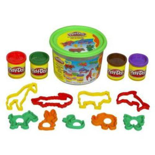 Mini Balde Play Doh