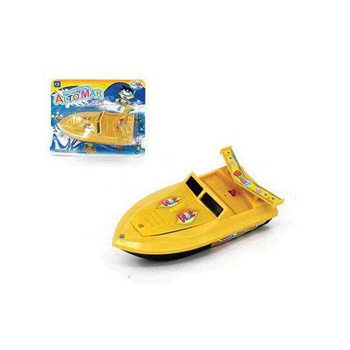 Mini Lancha - Diversão na Água Alto Mar - Well Kids