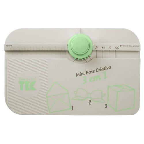 Mini Base Criativa 3 em 1 - MBC005 - Toke e Crie