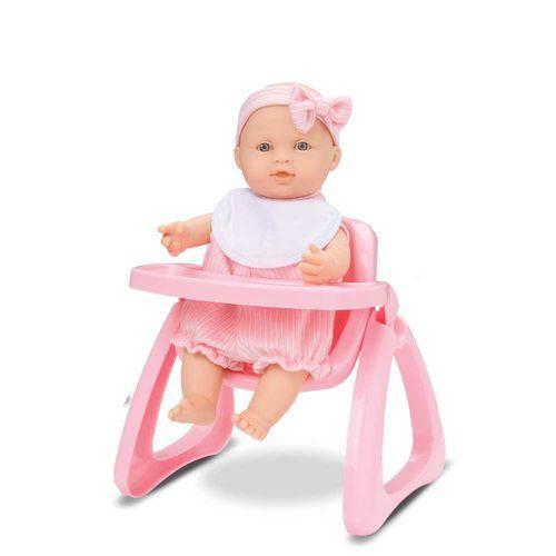 Mini Bebê Mania Papinha - Roma