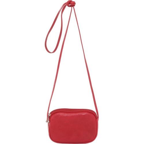 Mini Bolsa Luxo Smartbag Transversal Vermelho - 73306