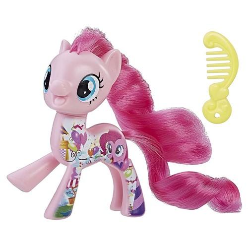 Mini Boneca Ponei My Little Pony - Pinkie Pie