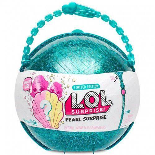 Mini Boneca Surpresa - LOL - Pearl Surprise Verde - Candide