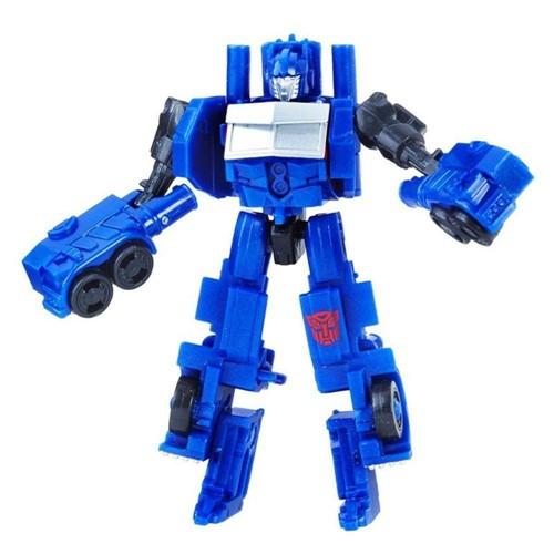 Mini Boneco Transformers - Optimus Prime