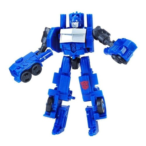 Mini Boneco Transformers - Optimus Prime