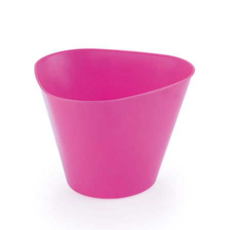 Mini Cachepot Triangular Pink - Unidade