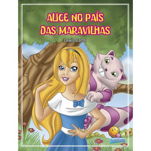 Mini - Clássicos: Alice no País...