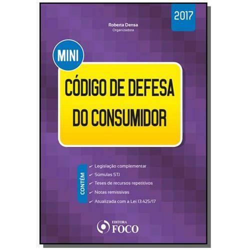 Mini Codigo de Defesa do Consumidor