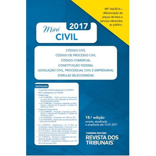 Mini Codigos - Civil 2017 - Rt