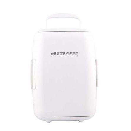 Mini Cooler 6 Litros Branca 12V Multilaser - TV011 TV011