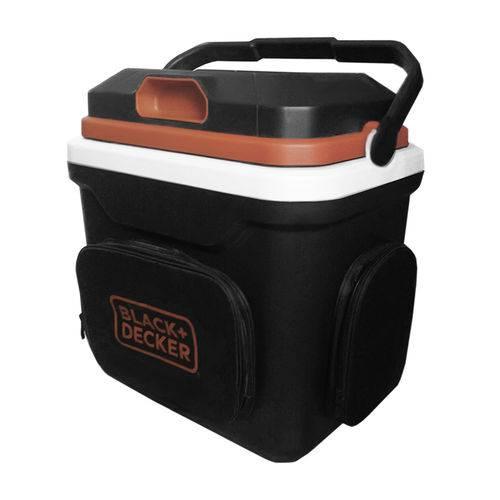 Mini Geladeira Automotiva para Viagem 24 L Black e Decker