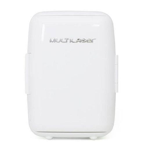 Mini Geladeira Cooler Automotivo 6 Litros 12 Volts e 127 Volts Residencial Multilaser TV011