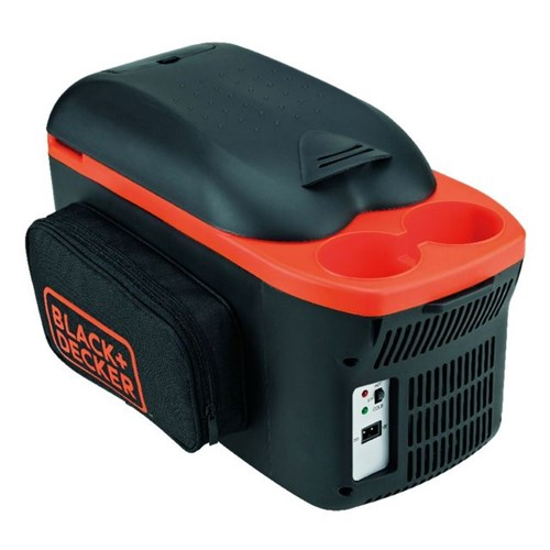 Mini Geladeira Portátil 8 L BDC8-LA Black And Decker Preto