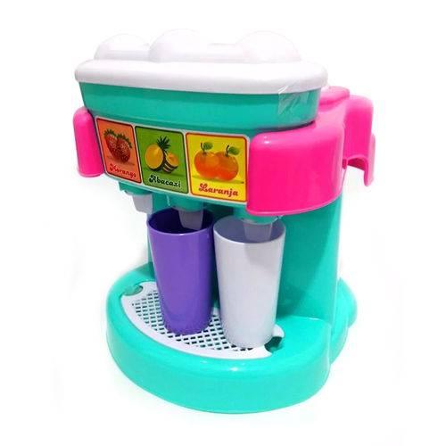 Mini Maquina de Café Chá ou Suco - Calesita