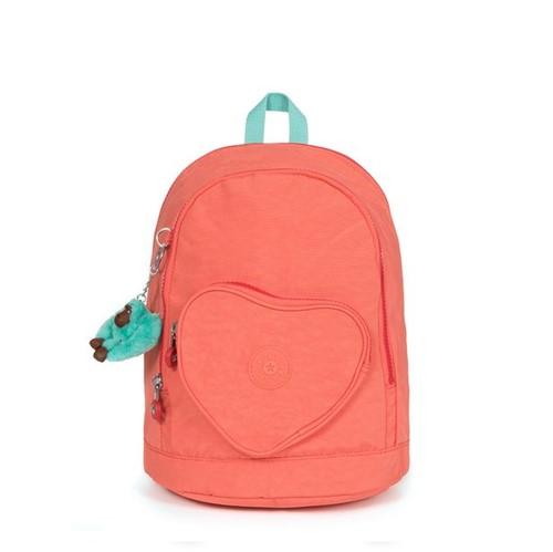 Mini Mochila Kipling Heart Backpack Peachy Pink-Único