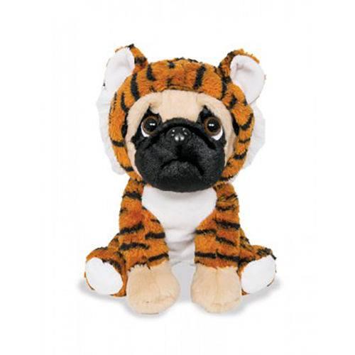 Mini Pug Tigrinho - Buba Toys