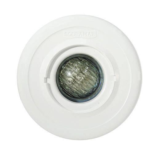Mini - Refletor C/ Lampada Halógena e Cone Interno em Plástico 50 Watts - Sodramar