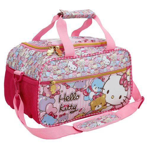 Mini Sacola Infantil Xeryus Hello Kitty Tiny Bears Rosa